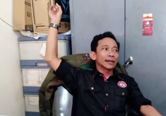 Ketua FPII Lampung Sangat Menyayangkan Sikap Beberapa Oknum Wartawan Yang Seperti Hakim