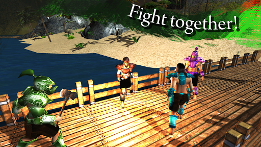 Survival Island Online MMO 1.0.5 screenshots 1