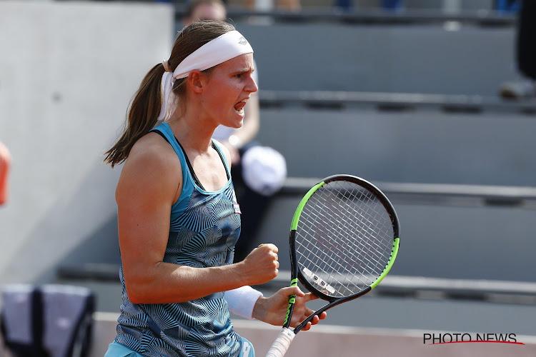 Greet Minnen verspilt zeer weinig energie en staat op één zege van hoofdtabel Roland Garros