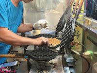 空包蛋 香港雞蛋仔