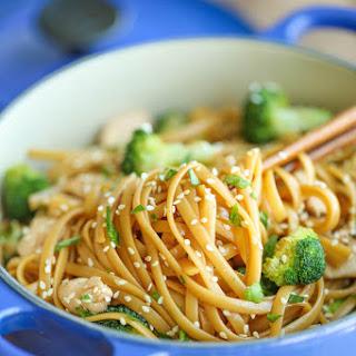 Quick Chicken and Broccoli Stir Fry Recipe