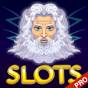 Zeus Epic Slots Machine Pro icon