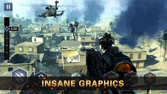 Sniper 3D Strike Assassin Ops - Gun Shooter Game apk