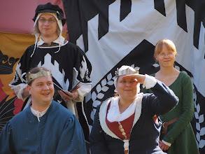 Photo: The baroness of Aarnimetsä looking for...pirates?