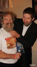 Photo: Jak złapiesz Olka za brodę to będzie sprzyjało Ci szczęście.