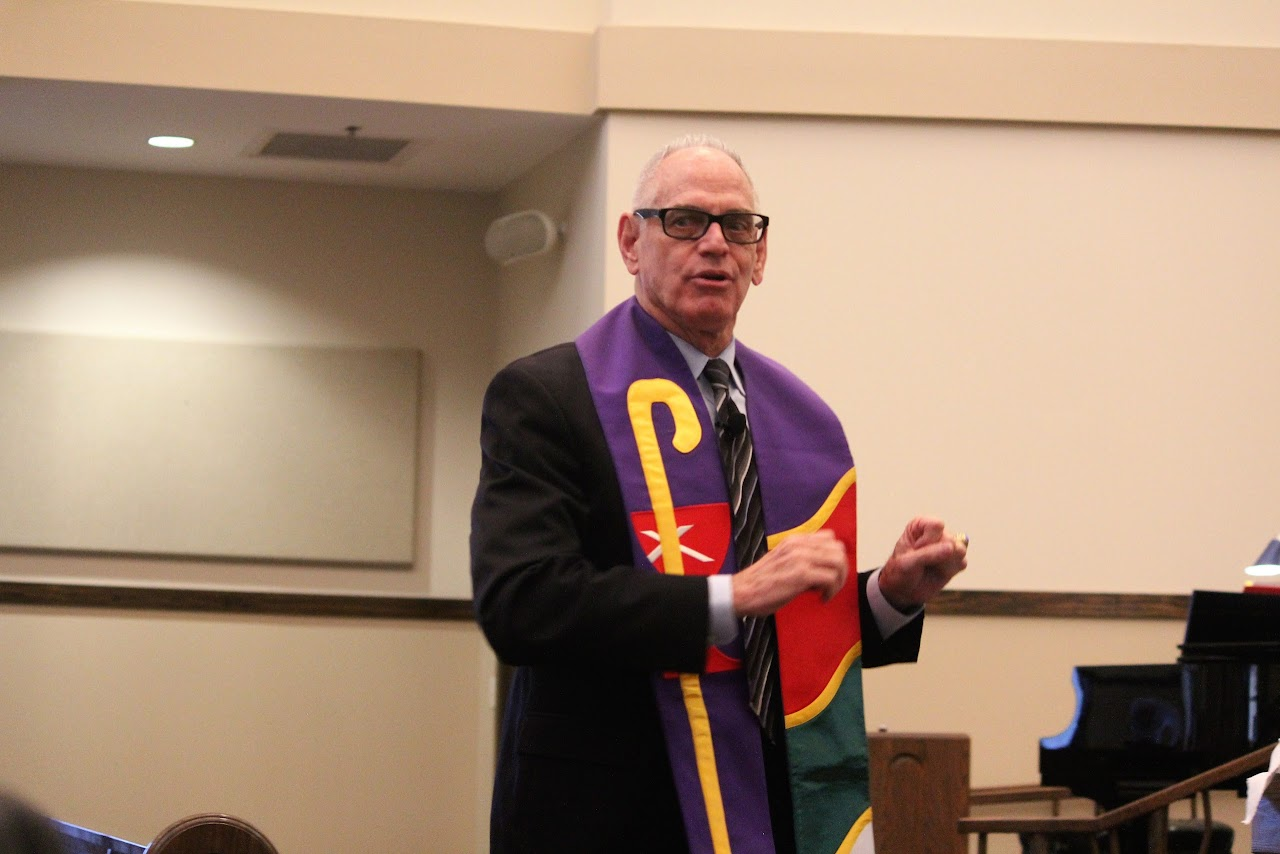 Rev. Don Brewer