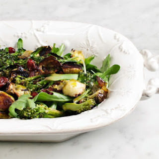 Maple & Balsamic Brussels Sprouts