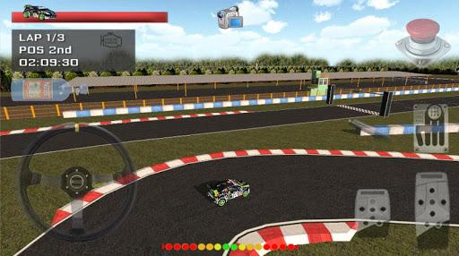 Grand Race Simulator 3D screenshot 2