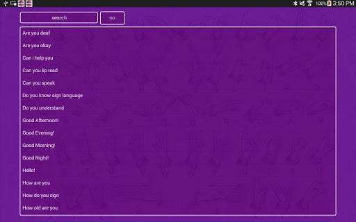 Purple Signs  screenshots 7