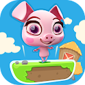 Piggy Adventure, Jump Up Porky icon