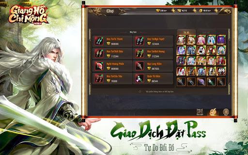 Giang Hu1ed3 Chi Mu1ed9ng - Tuyet The Vo Lam apkpoly screenshots 7