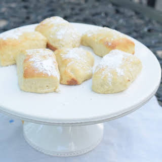 Oven Baked Beignets.