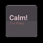 Calm! For Klwp v1.3