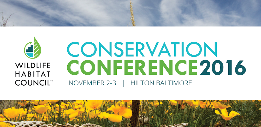 WHC Conservation Conference