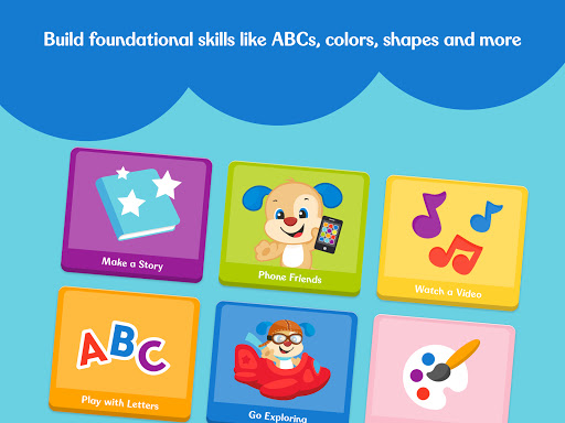 Learn & Play by Fisher-Price: ABCs, Colors, Shapes android2mod screenshots 9