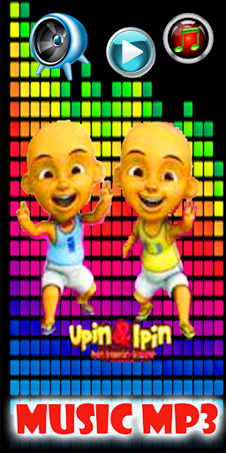 Lagu Upin And Ipin Special For Kids Mp3 1.0 screenshots 1