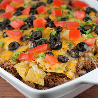 Mexican Chip Casserole Recipes