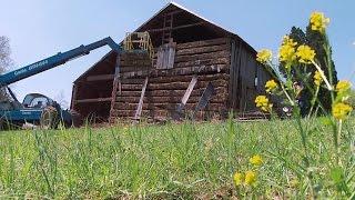 The Massive Indiana Barn