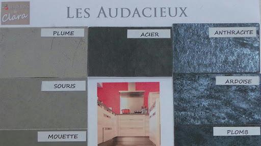 nuancier palette de couleur beton cire
