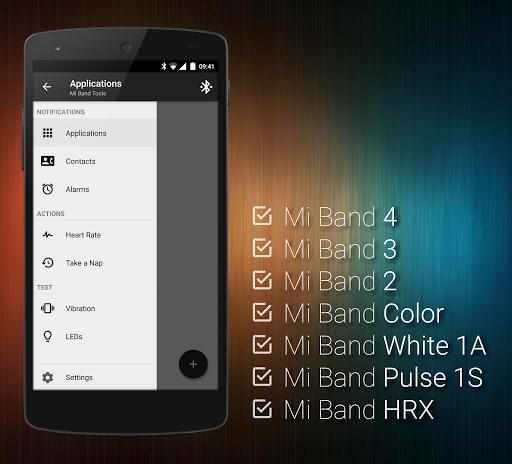 Tools & Mi Band screenshot 1