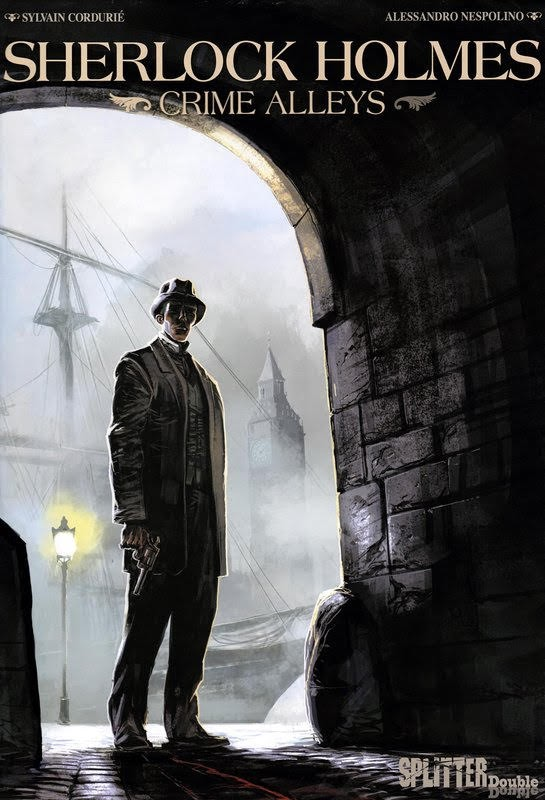 Sherlock Holmes: Crime Alleys (2015)