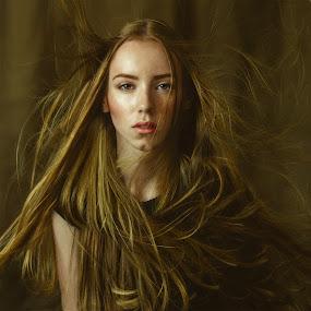 Viola by Dmitry Baev - People Portraits of Women ( natural light, woman, portrait )