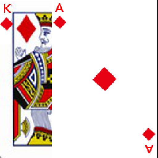猜對機率就贏了-德州撲克訓練教學軟體 紙牌 LOGO-玩APPs