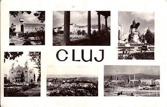 Photo: Cluj-Napoca - din colectia de ilustrate a lui  lui Ionel Palcau