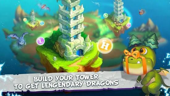 Dragon Pals Mobile Screenshot