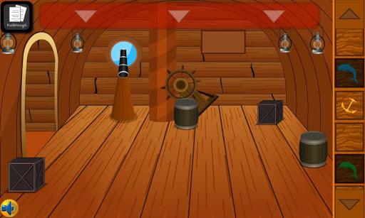 海盜船冒險逃生