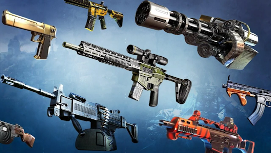 Gun Strike: Counter Terrorist 3D Shooting Games 8