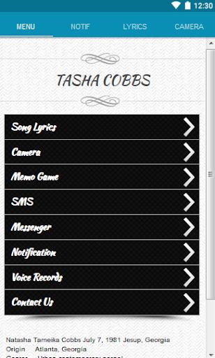 Tasha Cobbs Lyrics