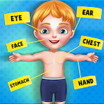 My Body Parts - Human Body Parts Learning for kids Icon