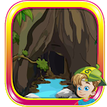 Escape From River Cave
