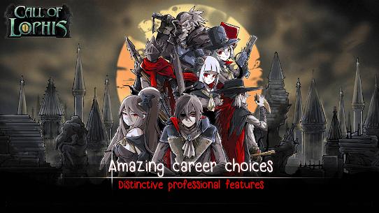Lophis Roguelike:Card RPG game,Darkest Dungeon 6