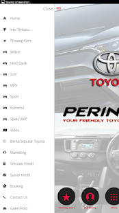 Download Toyota Medan Sumut for Windows Phone apk screenshot 3