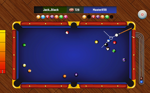 Pool Clash: 8 Ball Billiards & Top Sports Games modavailable screenshots 15