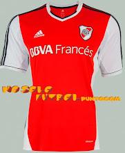 "Photo: River Plate ""Camiseta alternativa"""