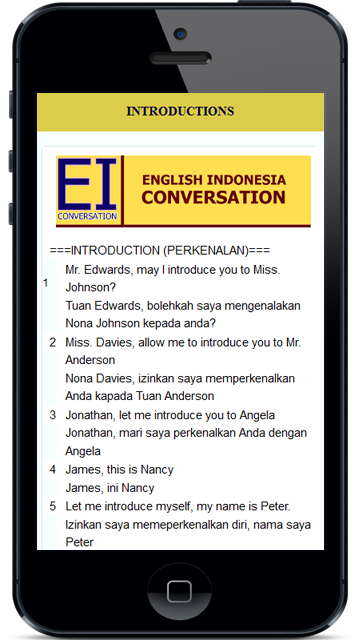 English Conversation- screenshot