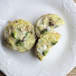 Healthy Egg Breakfast Muffins