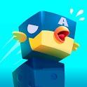 Square Hero Bird icon