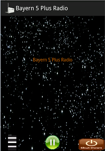 Player for Bayern 5 Plus Radio