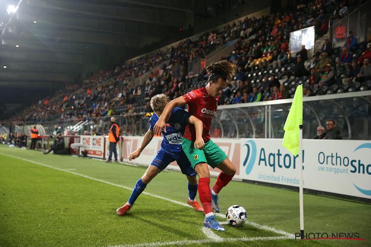 KV Oostende - KAA Gent