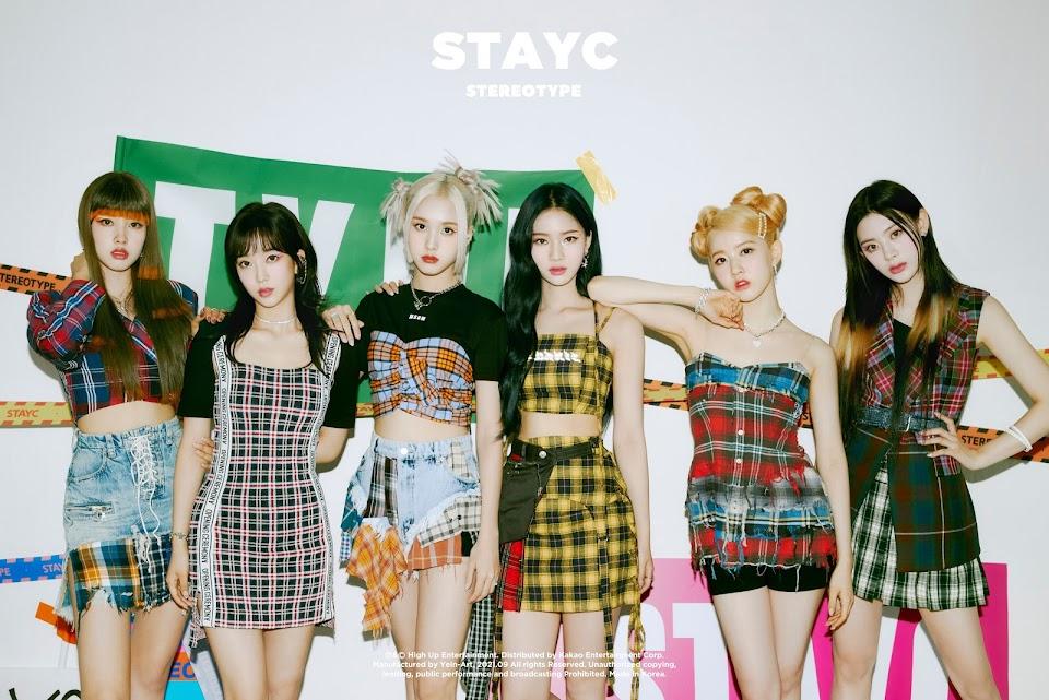 stayc 8