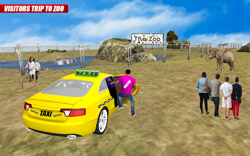 Taxi Mania: Road Runners 3D - náhled