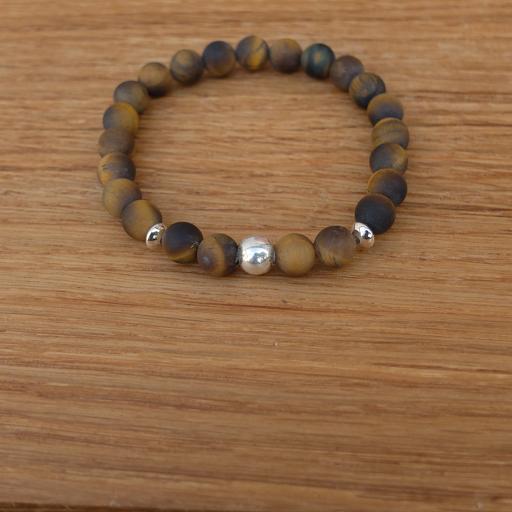 bracelet OEIL DE TIGRE