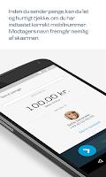 Screenshot of MobilePay by Danske Bank