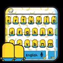 Yellow Brothers Anime Keyboard icon