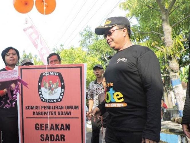 KPU Kabupaten Ngawi