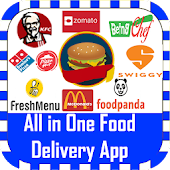 All In One Food Delivery App - Order Food Online Android APK Download Free By All In One App By SDN